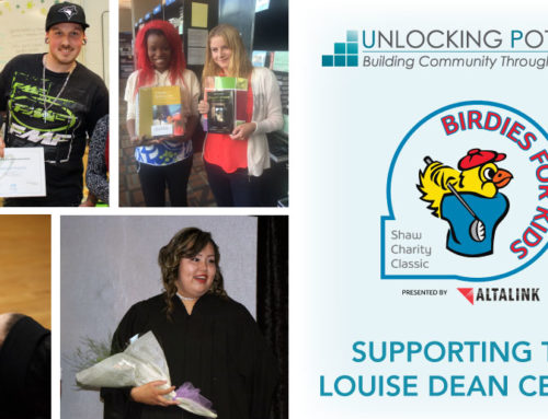 Birdies for Kids Raises Funds for Louise Dean Centre