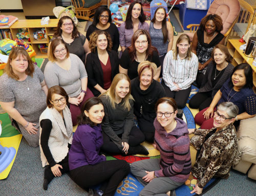 Learning Centre Earns Excellence Award