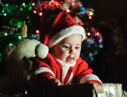 Santa Sleigh Project Delivers Christmas to Teen Parents
