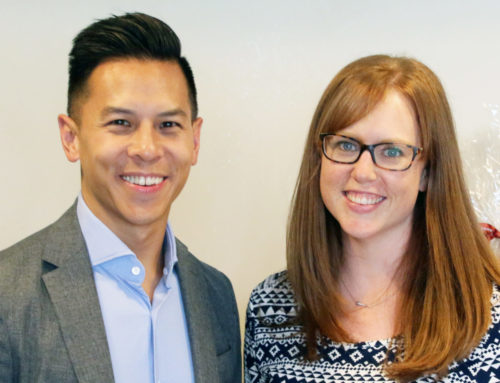 Byron Chan and Jessica Williams, Catholic Family Service's New Co-CEOs
